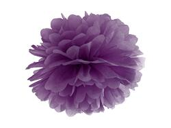 Dekorations Pom Pom Purple