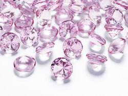 Deko Diamanten Pink 20mm