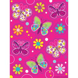 Schmetterling Sticker Pink