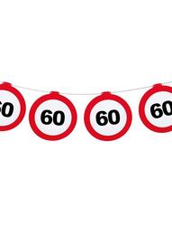 Banner 60 Jahre Traffic Sign